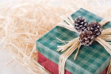 How to: Green Gift Wrapping