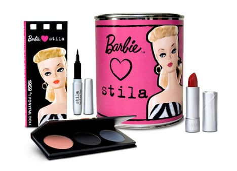 I heart Barbie and We both heart Stila