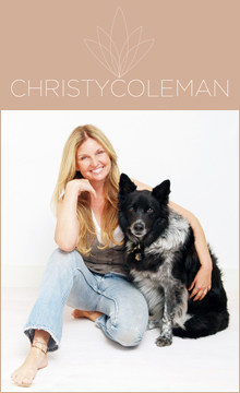 Interview with Christy Coleman, natural makeup artist
