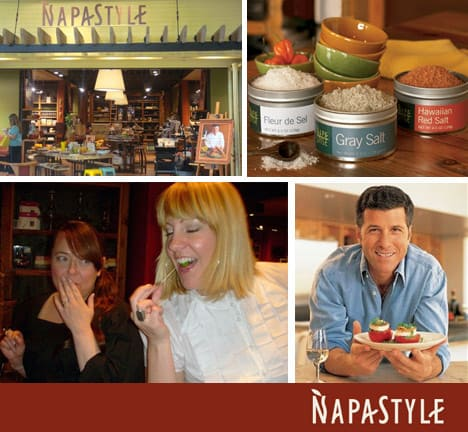NapaStyle – South Coast Plaza