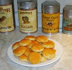 Little Tea Cakes recipe