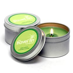 Travel Tins – candle review