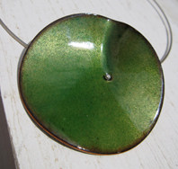 KILN Enamel – exclusive we heart this necklace