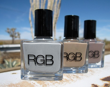 RGB nail color – review