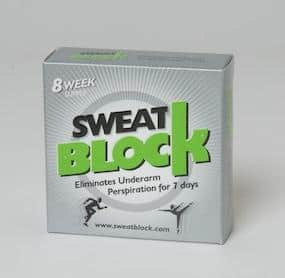 SweatBlock review