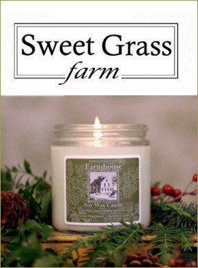Sweet Grass Farm Candle review
