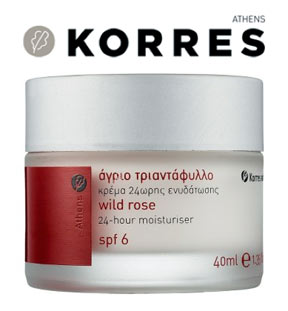 Korres Wild Rose Moisturizer review