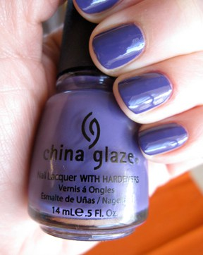 China Glaze Up & Away collection – review