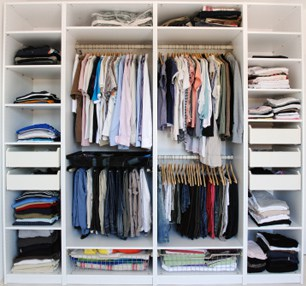 10 organizing tips to achieve your dream closet