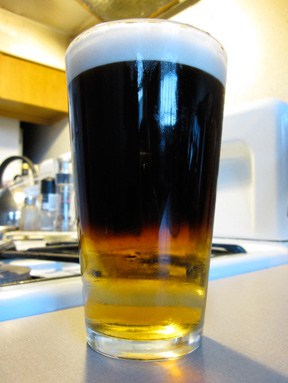It's Happy Hour Somewhere – Have a Black & Tan!