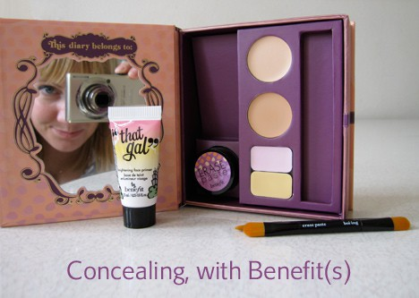 Concealing, with Benefit!
