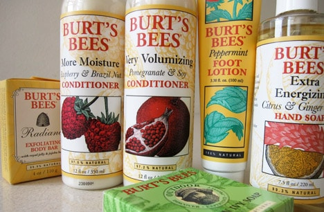 Burts Bees – The Best of Drugstore Green Beauty