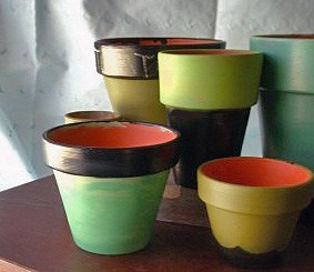 How To: DIY Guide – Chalkboard Paint Pots