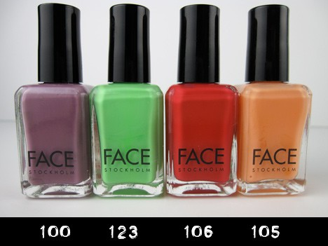 Face Stockholm Nail Polish – a pop(sicle) of color!