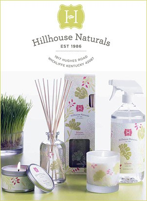Spring is always in Bloom with Hillhouse Naturals