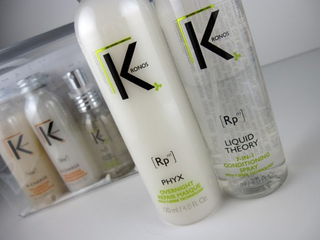 Old hair got you down? Kronos can help!