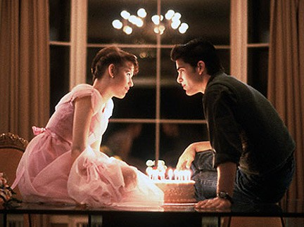 A beloved movie goes green: Sixteen Candles