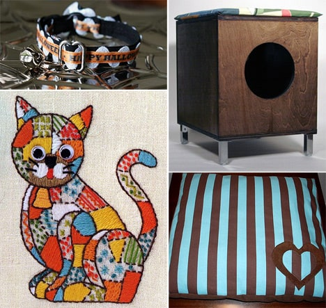 Etsy – 4 for Friday – Cats! (volume 2)
