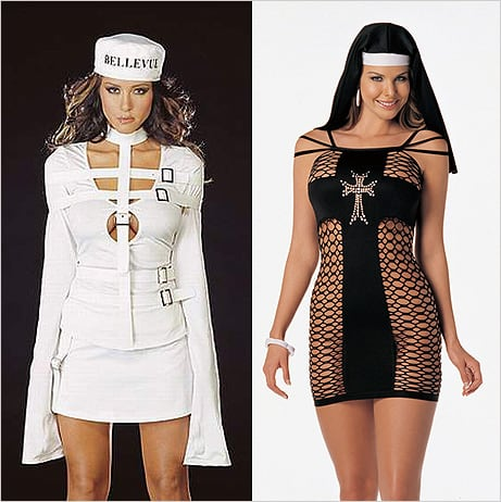 "Halloween costumes for the ladies – hold the ""slut"""