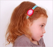 """giddy giddy – because toddlers shouldn't know the meaning of a """"bad hair day"""""""