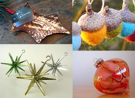 Etsy 4 for Friday – Christmas ornaments