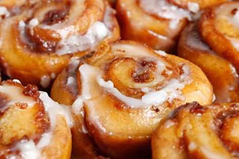 Mom's Cinnamon Rolls recipe