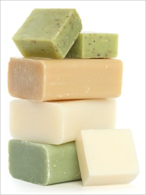 The Myth Squad - a bar of soap is bad for your skin | we heart this