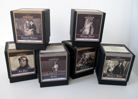 A mysterious journey through time with Manifest Destiny Candles