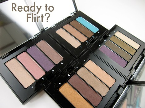 Flirt! Cosmetics – Flirty Eye Enhancing Palettes review