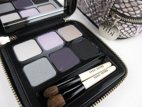 Bobbi Brown Peony and Python palette – review, photos & swatches