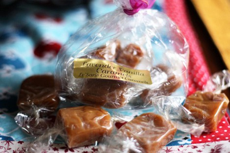 Le'Saric Caramels – homemade taste, no work for you!