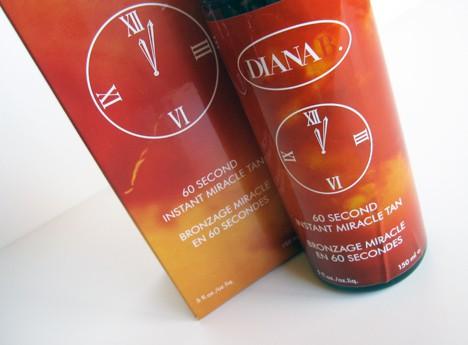Got a Minute? Get Tan with Diana B.!