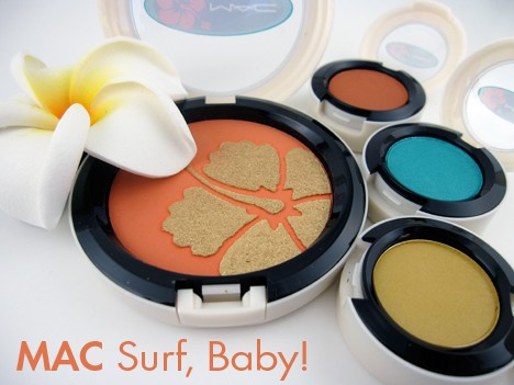 MAC SurfBaby Stefs Favorite Beauty Products of 2011