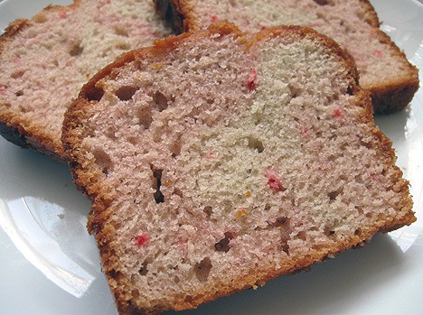 StawBan bread 5 Ideas for Ripe Strawberries