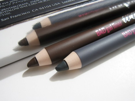 Benefit BADgal Waterproof eyeliner review