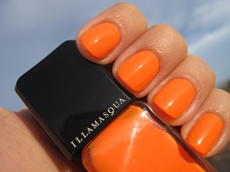 Illamasqua Summer 2011 – Toxic Nature Review