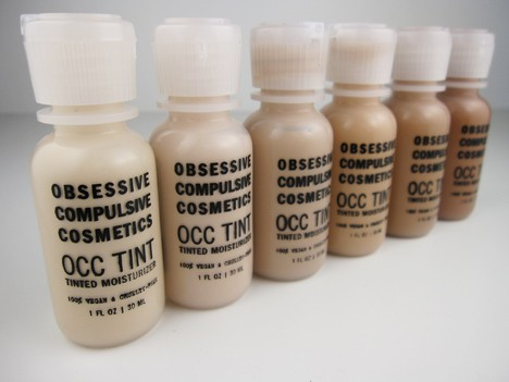 Obsessive Compulsive Cosmetics – OCC Tint Tinted Moisturizer review