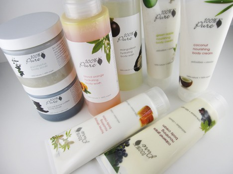 100Pure 0911 Stefs Favorite Beauty Products of 2011