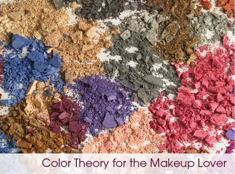 Color Theory for the Makeup Lover, part 3