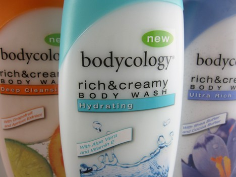 Bodycology Rich & Creamy Body Wash review