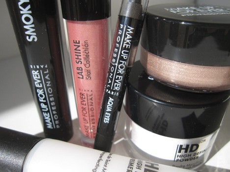 BestofMUFE2 Wild & Chic Best of MAKE UP FOR EVER Kit