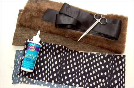 DIY FurCollar s02 DIY: Faux Fur Collar