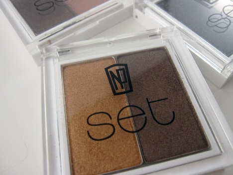 NP Set eyeshadow duos by Napoleon Perdis