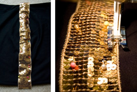 SequinSkirt4 DIY: Holiday Sequin Skirt