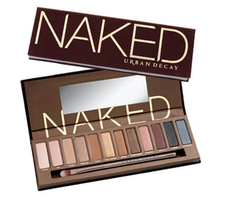 naked Holiday Beauty Picks   the we heart this gift guide