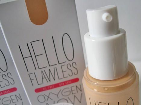 Hello Oxygen 4 Benefits Hello Flawless Oxygen Wow  Liquid Foundation  Sneak Peek Sale