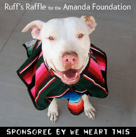 RuffsRaffle Announcing Ruffs Raffle sponsored by we heart this