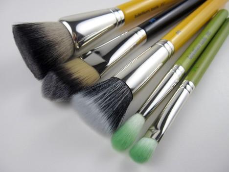 bdellium tools – Antibacterial Makeup Brush review