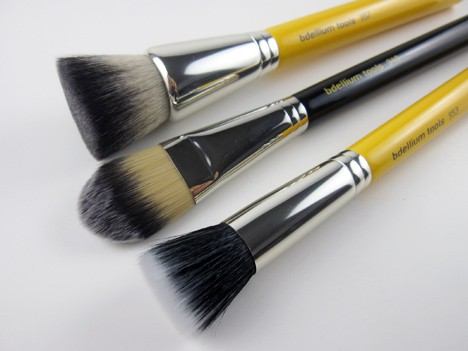 bdellium6 bdellium tools   Antibacterial Makeup Brush review