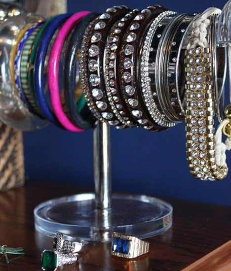 The Fine Art of Organizing Your Accessories